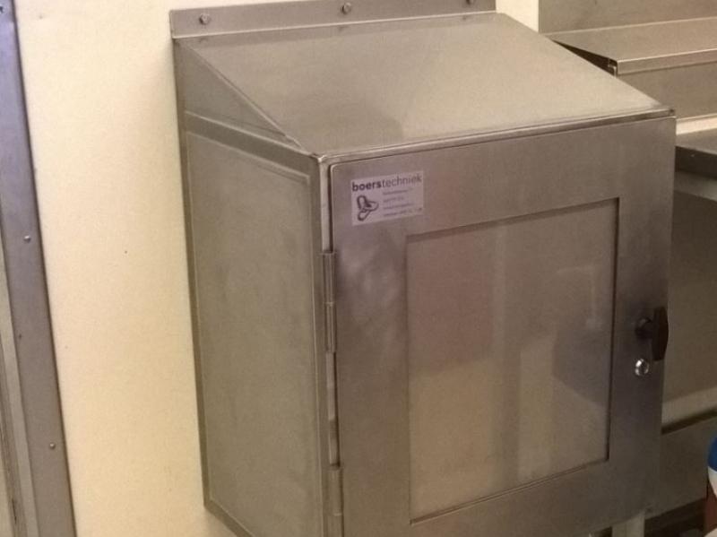 Rvs Beschermkasten En Opbergboxen